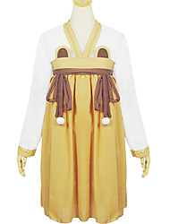 One-Piece/Dress Sweet Lolita Lolita Cosplay Lolita Dress Fashion Long Sleeve Short / Mini Dress For