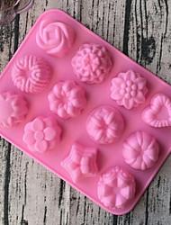 pečicí formy pro Cake Pučící Silikon