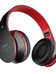 Классическая беспроводная гарнитура bluetooth на-наушники стерео с шумоподавлением и микрофон для ios и android смартфонов ноутбук pc mp3