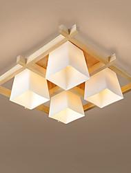 Montagem do Fluxo ,  Contemprâneo Outros Característica for LED Madeira/BambuSala de Estar Quarto Sala de Jantar Cozinha Quarto de