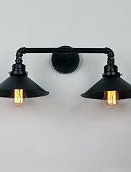AC 100-240 60W E26/E27 Modern/Contemporary Rustic/Lodge Country Retro Painting Feature for Mini StyleDownlight Wall Sconces Wall Light