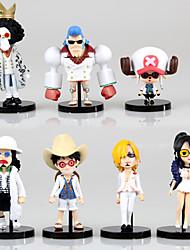 Anime Action Figures geinspireerd door One Piece Tony Tony Chopper PVC CM Modelspeelgoed Speelgoedpop