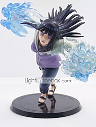 Anime Action Figures Inspired by Naruto Hinata Hyuga PVC 24 CM Model Toys Doll Toy 1pc