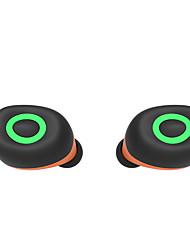 Mini echte draadloze v4.2 csr sport stereo in-ear hoofdtelefoons koptelefoon koptelefoon