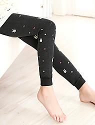 3 Colors Girls' Casual/Daily Solid Polka Dot Pants-Rayon Winter Spring Fall