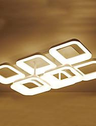 플러쉬 마운트 ,  컴템포러리 / 모던 클래식 / 전통 페인팅 특색 for LED 우드/ 대나무 거실 침실 주방 학습 방 / 사무실 키즈 룸 현관 차고