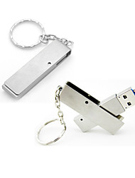 2 in 1 USB Type-C /USB-A Flash Drive OTG Waterproof Flash Disk 64GB