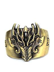 Mer accessoarer Inspirerad av Cosplay Son Goku Animé Cosplay-tillbehör Ring Legering