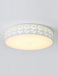Takplafond ,  Moderne / Nutidig Maleri Trekk for LED Metall Stue Soverom Spisestue Kjøkken