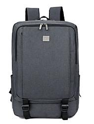 Dtbg d8175w 15.6 polegadas computador mochila impermeável anti-roubo respirável negócio vertical tipo quadrado
