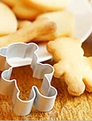 1Pc Professional Metal Alloy Cake Mold  Baking Mold Fondant  Family Kitchen DIY  Biscuit Mold