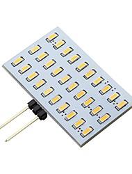 2W G4 LED Bi-Pin lamput T 1 SMD 3014 200 lm Lämmin valkoinen Koristeltu V 1 kpl
