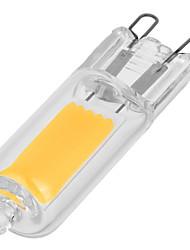 G9 Żarówki LED bi-pin T 1 COB 110-200 lm Ciepła biel Zimna biel AC230 V 1 sztuka