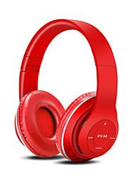 Bluetooth 4.0 stereo gaming musik hovedtelefon hovedbøjle til pc mobil suppoer tf kort og radio funktion
