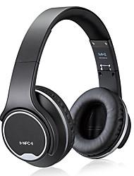 Nfc 2in1 twist-out højttaler bluetooth hovedtelefon med FM radio / aux / tf kort mp3 sports magisk hovedbånd trådløst headset