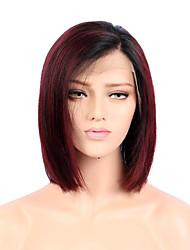 Ombre t1b / 30 perruques brésiliennes vierges sans lacets pour dentelle pleine femme perruques de cheveux humains perruque de cheveux