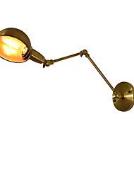 Qsgd ac220v-240v 4w e27 led světelné světlo led stěna sconces stěna železa nástěnná lampa hloupý černá lightsaber lampa na zdi Evropa a