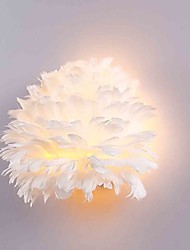 AC 110-130 AC 220-240 60 E14 E12 Modern/Contemporary Painting Feature for LED,Ambient Light Wall Sconces Wall Light