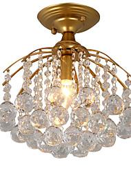 Takmonteret ,  Moderne / Nutidig Tradisjonell / Klassisk Vintage Kontor/Business Rustik Maleri Funktion for Krystal LED MetalStue