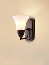 E27 Rustic/Lodge Black Oxide Finish Feature for Eye ProtectionAmbient Light Wall Sconces Wall Light
