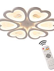 Montage du flux ,  Contemporain Peintures Fonctionnalité for LED Designers MétalSalle de séjour Chambre à coucher Salle à manger Cuisine