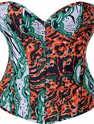 Dámské Korzet Noční prádlo Sexy Push-up podprsenkyOrganická bavlna