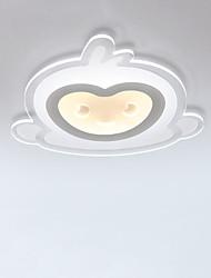 Montagem do Fluxo ,  Contemprâneo Pintura Característica for LED Metal Sala de Estar Quarto Sala de Jantar Quarto das Crianças