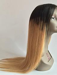 뜨거운 !!! 높은 품질 8-26 100 % 브라질 인간의 처녀 머리 부드러운 머리카락 직선 전체 레이스 가발 곰 틈이없는 전체 레이스가 발 여자 아기 머리