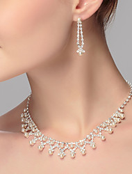 Women's Choker Necklaces Pearl Alloy Imitation Pearl Euramerican Jewelry ForWedding Party Special Occasion Birthday Engagement Gift