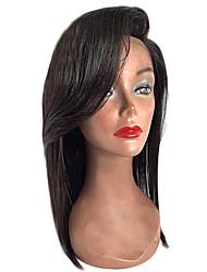 Nouveau style peruvian virgin perruques en laine pour cheveux noirs pour cheveux noirs cheveux humains perruques cheveux en soie cheveux