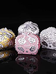 25 Stück / Set Geschenke Halter-Kreativ Kartonpapier Geschenkboxen Nicht personalisiert