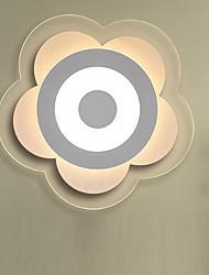 플러쉬 마운트 ,  컴템포러리 / 모던 Anodized 특색 for LED Dinmable 아크릴 거실 침실 학습 방 / 사무실 게임 룸
