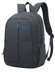 Saco impermeável da trouxa do saco do computador do pano de nylon de 15.6 polegadas para a superfície / dell / hp / samsung / sony etc.