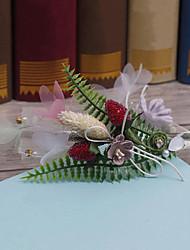 סגסוגת בד רשת כיסוי ראש-חתונה אירוע מיוחד קז'ואל חוץ סרטי ראש חלק 1