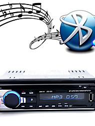 Hands-free JSD-520 Multifunction Autoradio Car Radio Bluetooth Audio Stereo In Dash FM Aux Input Receiver USB Disk SD Card with Remote Car Radio