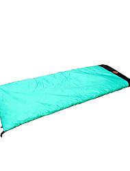 Sleeping Bag Rectangular Bag Single 15 T/C Cotton 185X75 Camping Moistureproof/Moisture Permeability Keep Warm 自由之舟骆驼