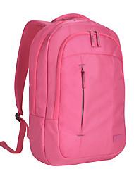 Dámská růžová školní taška 15 15,4 palcový batoh pro notebook s ochranným pouzdrem pro macbook pro air