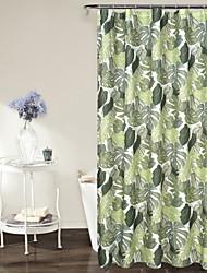 Moderní Polyester  -  Vysoká kvalita Koupelnové závěsy
