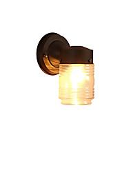 Wandleuchte modern / zeitgenössische schwarze Oxid-Finish-Funktion für Mini Styleambient Licht Wandleuchten