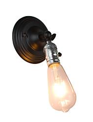 4 E27 Galvanisch verzilveren Kenmerk for LED Lamp Inbegrepen,Neerwaartse Belichting Muur licht