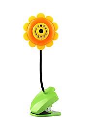 Ip wifi camera baby wireless video eletrônico nanny monitor in flower lamp