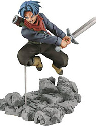 Anime Action Figures Inspired by Dragon Ball Cosplay PVC 11 CM Model Toys Doll Toy 1pc