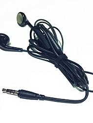 In-Ear Headphones Headset Earphones 3.5mm with Mic for Samsung S4/S5/S6/S7 PC CellPhone Handmade