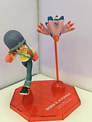 Las figuras de acción del anime Inspirado por Monster Digital / Digimons Cosplay PVC 13.5 CM Juegos de construcción muñeca de juguete
