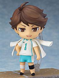 Anime Action Figures geinspireerd door Haikyuu Oikawa Tooru PVC 10 CM Modelspeelgoed Speelgoedpop