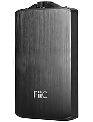 FiiO A3 Portable Headphone Amplifier Aluminum Alloy 20Hz-20KHz AMP Micro USB Interface-Black