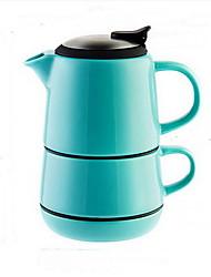 Jimmeal mão cozinhando cafeteira conjunto copo cerâmico copo copo de mão lavagem