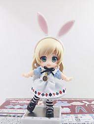 Figure Anime Azione Ispirato da Cosplay Cosplay PVC 17 CM Giocattoli di modello Bambola giocattolo