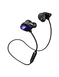 Draadloze bluetooth sportmuziek in-oor-oordopjes ondersteunen handsfree-oproepen volumeregeling