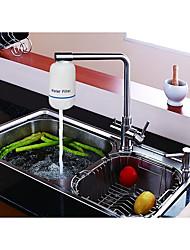 Conjunto Central Filtração de Água with  Válvula Cerâmica Monocomando e Uma AberturaTorneira de Cozinha